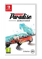 Burnout Paradise Remastered... on Nintendo Switch