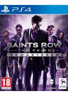 Saints Row The Third: Remastered... on PS4