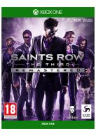 Saints Row The Third: Remastered... on Xbox One