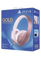 Playstation 4 Rose Gold Wireless Headest... on PS4