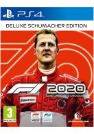 F1 2020: Deluxe Schumacher Edition... on PS4