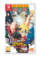 Naruto Shippuden Ultimate Ninja Storm 4 Road to Boruto... on Nintendo Switch