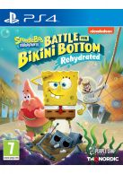 Spongebob SquarePants: Battle for Bikini Bottom - Rehydrated... on PS4