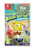 Spongebob SquarePants: Battle for Bikini Bottom - Rehydrated... on Nintendo Switch