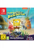 Spongebob Squarepants: Battle For Bikini Bottom Shiny Editio... on Nintendo Switch