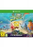 Spongebob Squarepants - Battle For Bikini Bottom F.U.N Editi... on Xbox One