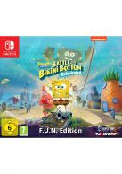 Spongebob Squarepants - Battle For Bikini Bottom F.U.N Editi... on Nintendo Switch