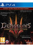 Dungeons 3: Complete Collection... on PS4