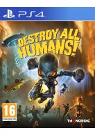 Destroy All Humans!... on PS4