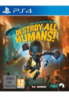Destroy All Humans! DNA Collector's Edition... on PS4