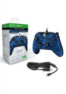 Wired Controller for Xbox One - Blue CAMO... on Xbox One
