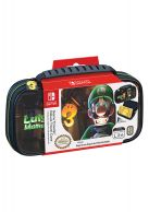Nintendo Switch Lite Luigi's Mansion 3 Deluxe Travel Case... on Nintendo Switch
