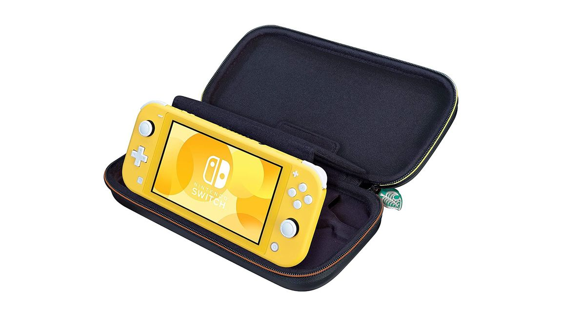 Official Nintendo Animal Crossing Travel Case For Switch Switch