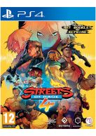 Streets of Rage 4... on PS4