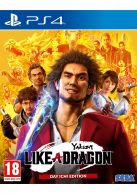 Yakuza: Like a Dragon: Day Ichi Edition... on PS4