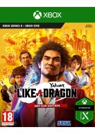 Yakuza: Like a Dragon... on Xbox One
