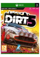 DIRT 5... on Xbox Series X