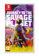Journey to the Savage Planet... on Nintendo Switch
