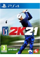 PGA Tour 2K21 + Bonus DLC... on PS4