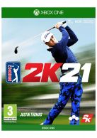 PGA Tour 2K21... on Xbox One
