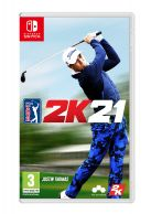 PGA Tour 2K21... on Nintendo Switch