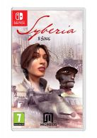 Syberia (Code in a Box)... on Nintendo Switch