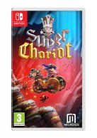 Super Chariot (Code in a Box)... on Nintendo Switch