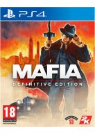 Mafia: Definitive Edition + Bonus DLC... on PS4