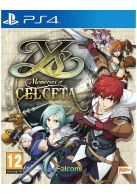 Ys Memories of Celceta... on PS4