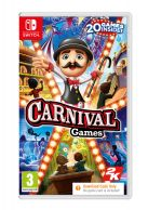 Carnival Games (Code in a Box)... on Nintendo Switch