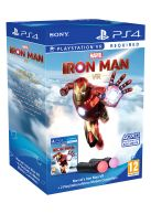 Marvel's Iron Man VR - PlayStation Move Controller Bundle... on PS4