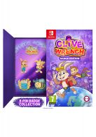 Clive 'n' Wrench Badge Collector's Edition... on Nintendo Switch