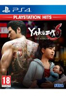 Yakuza 6: The Song of Life - HITS Range... on PS4