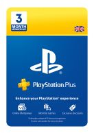 PS Plus 3 Month Subscription... on PS4