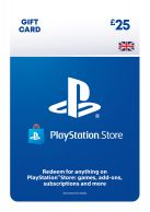 PSN Wallet Top Up - £25.00... on PS4