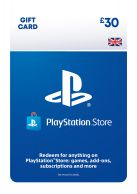 PSN Wallet Top Up - £30.00... on PS4