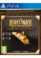 Railway Empire - Complete Collection... on PS4