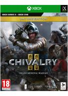 Chivalry 2... on Xbox One