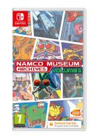 Namco Museum Archives Vol 2... on Nintendo Switch