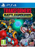 Transformers: Battlegrounds... on PS4