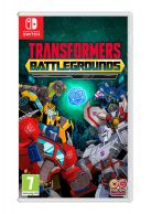 Transformers: Battlegrounds... on Nintendo Switch