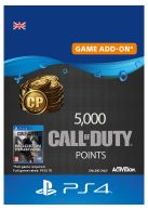 Call of Duty Modern Warfare Points 5000... on PS4