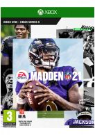 Madden 21... on Xbox One
