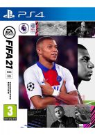 FIFA 21: Champions Edition + Pre-Order Bonus... on PS4