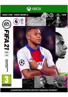 FIFA 21: Champions Edition + Pre-Order Bonus... on Xbox Series X