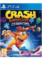 Crash Bandicoot 4: It's About Time... on PS4