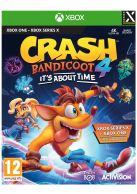 Crash Bandicoot 4: It's About Time... on Xbox Series X