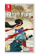 Bladed Fury... on Nintendo Switch