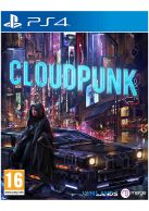 Cloudpunk... on PS4