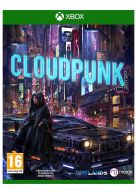 Cloudpunk... on Xbox One